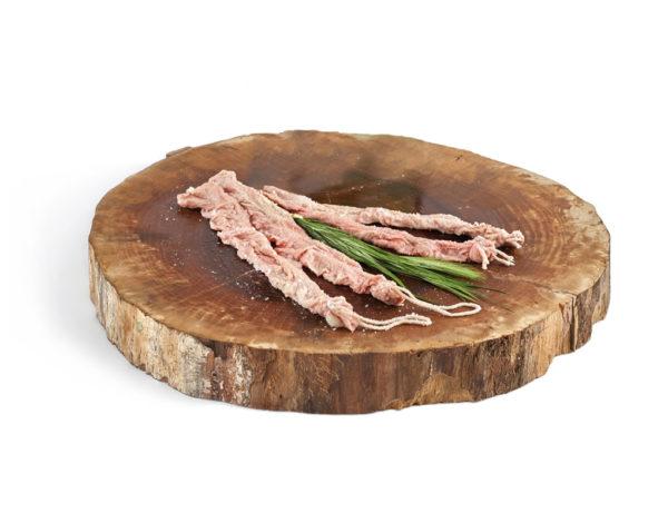 Tripa natural de porcino semirrizada de United Caro