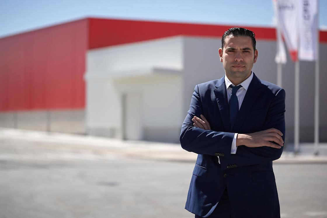 Antonio Caro Salmerón - CEO en United Caro