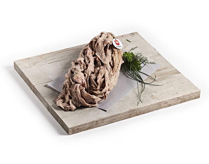 Tripa natural de ganado porcino Grasa y Nervio de United Caro