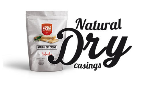 Natural Dry Casings by United Caro